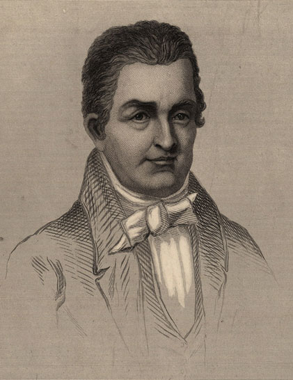 Oliver Evans (Source: Library of Congress)